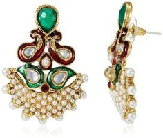 Amazon offers Aheli drop earrings for women only in Rs. 144 only which market price is 360 inr. Aheli always offers quality products and this time Aheli offers drop earrings which is multi color and you can wear it on all color sarees. This has following features. Color: Multi-Colour Can be worn as ethnic, with … Continue reading Aheli Drop Earrings for Women