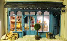 Vitrines miniatures, maisons de poupées, miniatures, vitrines, maisons, loisirs créatifs, meubles, ladan, décor, techniques miniatures