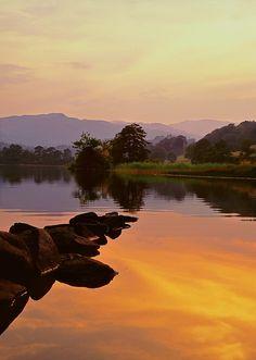 Rydal Water, English Lakes | Lake District | Cumbria | UK | Photo By Robin Dengate