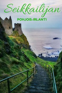 4 päivän seikkailu Pohjois-Irlannissa | Live now – dream later -matkablogi Ireland Vacation, Ireland Travel, Belfast Ireland, Galway Ireland, Cork Ireland, Irish Cottage, Responsible Travel, Ireland Landscape, Road Trip Hacks