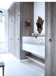 Bathroom by Gilles et Boissier