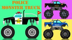 Check out this video as this police monster truck does some superb skills and stunts creating a massive destruction on its path. #monstertruck #monstertruck #stunts #skills #kidsvideos #babyvideos #educational #entertainment #kids #parenting #learning #babies #toddler