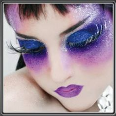 extreme purple purple-makeup-ideas