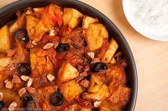 Turkish Potato Casserole (Patates Bastısı) | Omnivore's Cookbook