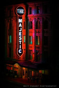 Majestic Theater / Dallas TX