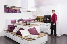 Kuchyně Selma | SIKO KUCHYNĚ Provence, Bench, Storage, Furniture, Home Decor, Purse Storage, Decoration Home, Room Decor, Larger