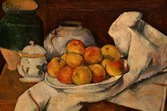 Liefde is... de Appels van Cezanne in Parijs bekijken!