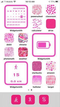 Iphone Wallpaper Preppy, Iphone Wallpaper Vsco, Wallpaper App, Aesthetic Iphone Wallpaper, Wallpapers, Iphone Home Screen Layout, Iphone App Layout, Ios Design, Iphone Design