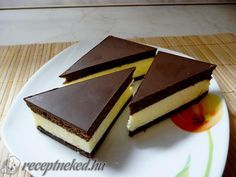 Ez az a csokimáz,amit elrontani sem lehet - Joghurtos torta Hungarian Desserts, Hungarian Recipes, Dessert Drinks, Dessert Recipes, Torte Recepti, Torte Cake, Czech Recipes, Eat Pray Love, Recipes From Heaven
