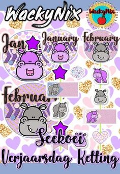 Birthday charts are designed to make a chain like effect, but the pictures and name cards can be placed differently. Birthday Charts are not editable.Package content:Month posters /labelsName tags or cardsExtra pictures for chain... Birthday Charts, Type Posters, Social Emotional Learning, Name Cards, Teacher Newsletter, Back To School, Content, Teaching, Afrikaans