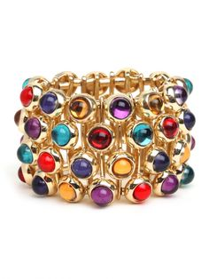 Imperial Cuff from Bauble Bar