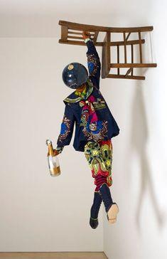 Yinka Shonibare - Champagne Kid 2013