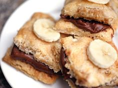 Banana Chocolate Cookie Sandwiches Recipe | TheNest.com