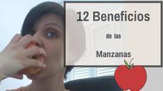 12 Beneficios de las Manzanas