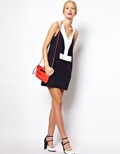 Image 4 ofMademoiselle Tara Sailor Dress