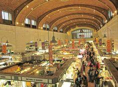 west side market cleveland - Google Search