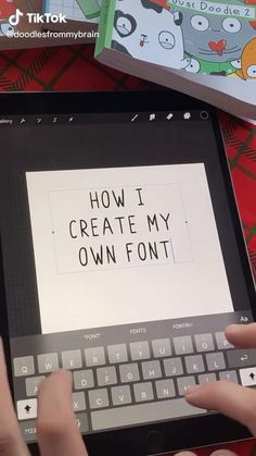 Graphic Design Tutorials, Graphic Design Inspiration, Web Design, Inkscape Tutorials, Art Tutorials, Lettering, Typography, Create Your Own Font, Life Hacks For School
