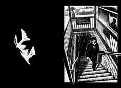 from 'flood' (graphic novel by eric drooker)