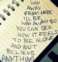 Yellowcard-way away