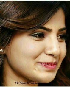 samantha cute expression