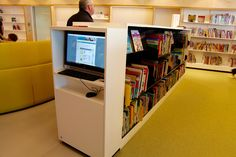 Double Bay Library - Sydney - opened May 2016 - Children's Kids Area OPAC Catalogue