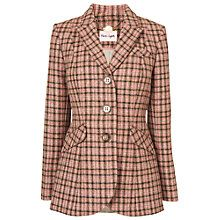 Phase Eight Agnes Riding Jacket, Pale Pink