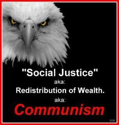 Communism- Everybody's money will be equal and their would be no lower, middle, or high class no longer.