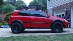Off-Road Style VW Rabbit What about it, @Nina Contreras?
