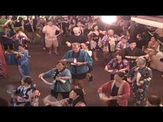Shingon Shu Hawaii bon dance