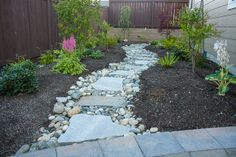 Flagstone Walkway by Choice Landscapes LLC