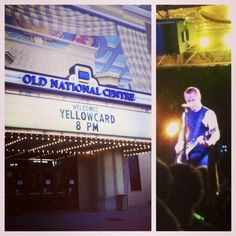 Yellowcard plays acoustic concert in Indy - The Echo News