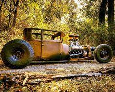 Rat Rods & Rust Buckets