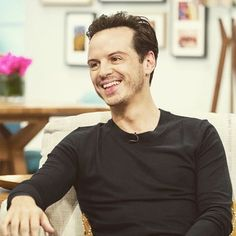 Update on life: still in love with Andrew Scott  #andrewscott #scottie