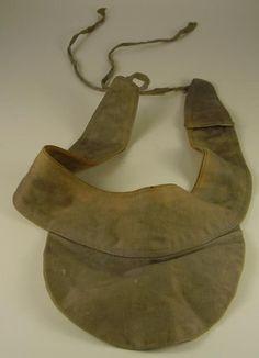 Originaler seltener Stehkragen Feldgrau 1 WK 1918