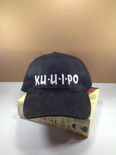 KU-U-I-PO Cap by SundayNeek on Etsy