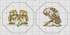 Owl Quaker Ball: Octagons