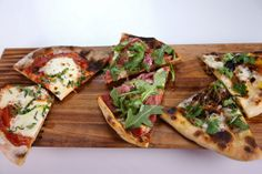 the chew | Recipe  | Mario Batali's Simple, Special, Spectacular Pizza