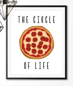 Pizza Sign, Pizza Art, Kids Pizza, Pizza Pizza, Pizza Kunst, Casa Pizza, Pizza Poster, Funny Kitchen Signs, Kitchen Wall Art