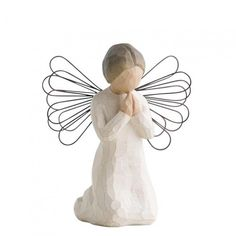 Engel biddend tree Angel of Prayer