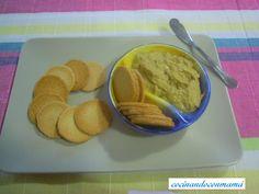 Paté de mejillones