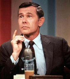 Oct. 1, 1962: Johnny Carson debuts as the regular host of The Tonight Show (NBC)