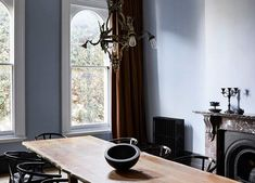 Dining | Potts Point Dining Room by Flack Studio | Est Living | Interiors, Architecture, Designers & Products Flack Studio, Rammed Earth Homes, Charred Wood, Australian Homes, Photographic Studio, House In The Woods, Magazine Design, Contemporary Interior, Interior Architecture