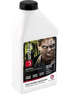 Smiffy's Zombie Liquid Latex, Ammonia Free