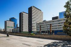 Conjunto Habitacional Jardim Edite by MMBB Arquitetos + H+F Arquitetos (São Paulo, Brasil) #architecture