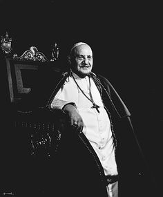 Yousuf KARSH | His Holiness Pope John XXIII