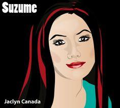 Suzume Hollis from Generation V by M.L. Brennan