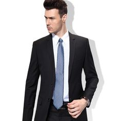S-G2000 models suits male Korean version of the Slim business suits career suits men's business suits