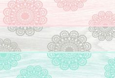 New design by Kelly Krieger: Doily