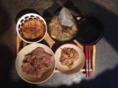 My dinner set