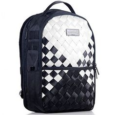 Sprayground Checkered Kumo Japanese Weave Deluxe Backpack -- Want additional info? Click on the image. (This is an Amazon Affiliate link and I receive a commission for the sales)